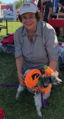 Woofstock 2019 - Judy & Puddles